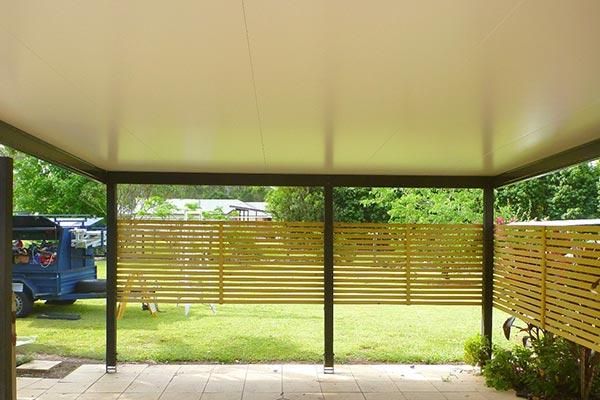 Sunshine Coast Insulated Patios